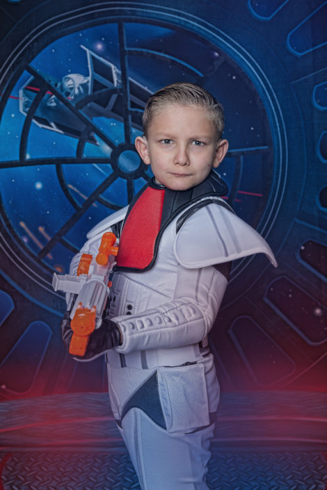 Denton Texas Star Wars Storm Trooper