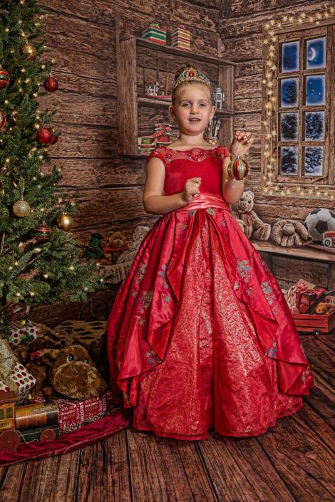Denton Texas Child Photographer Christmas